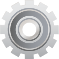 Vserv Slider - Small Gear Wheel